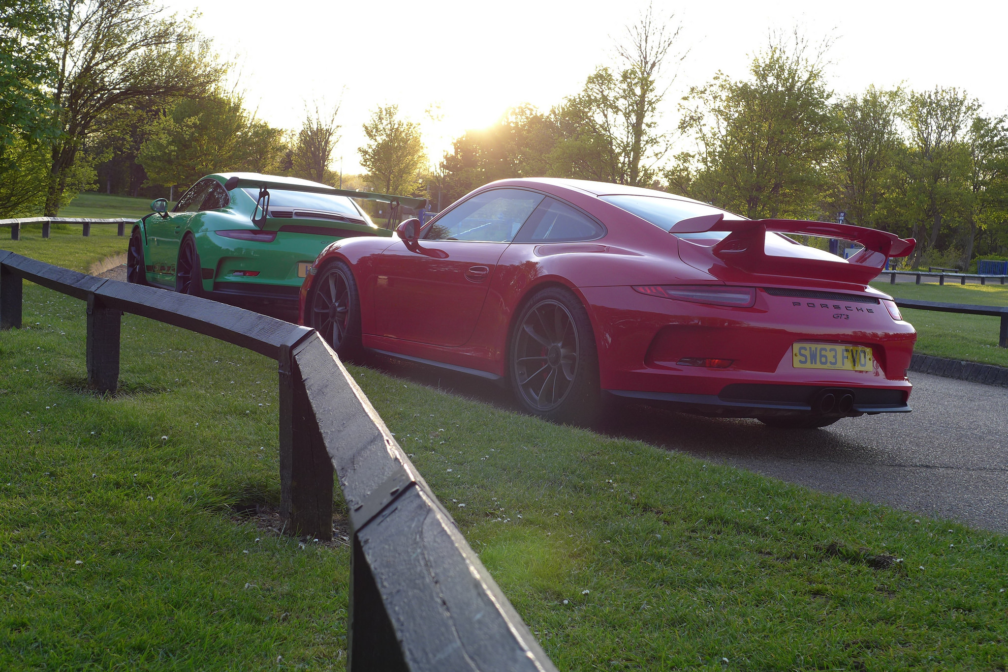 The 991 GT3. Multi-talented or Schizophrenic?!