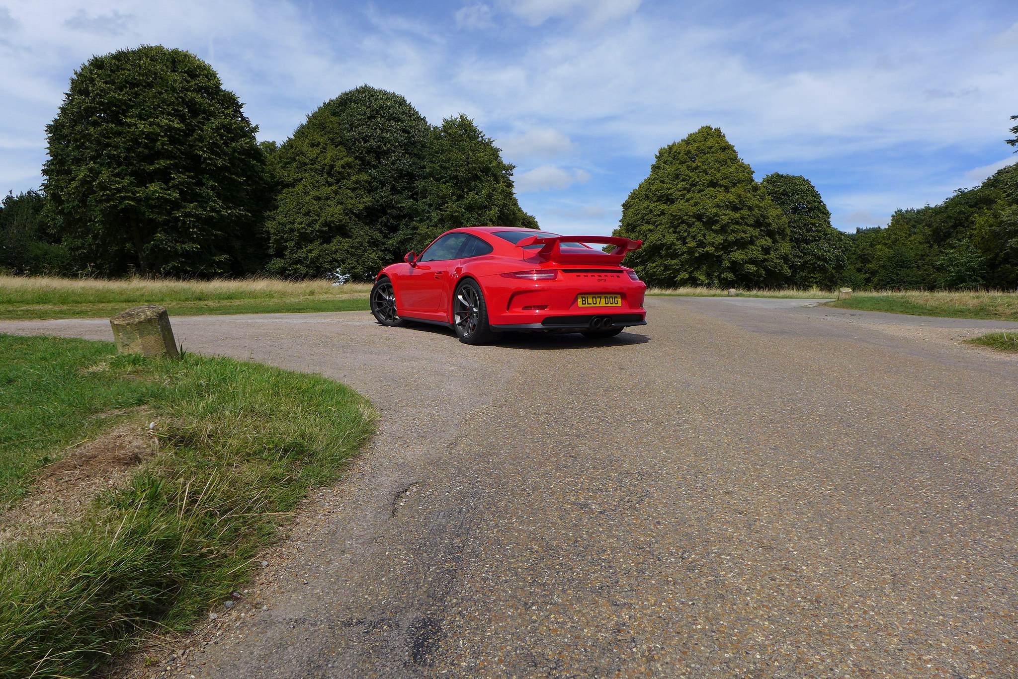 Got an afternoon to kill? Let's do 150 miles in the GT3.