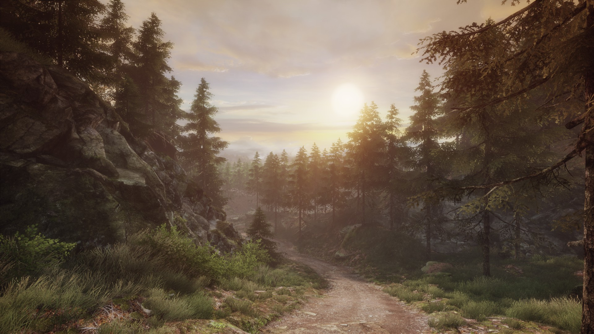 The Vanishing of Ethan Carter (PC) 2014