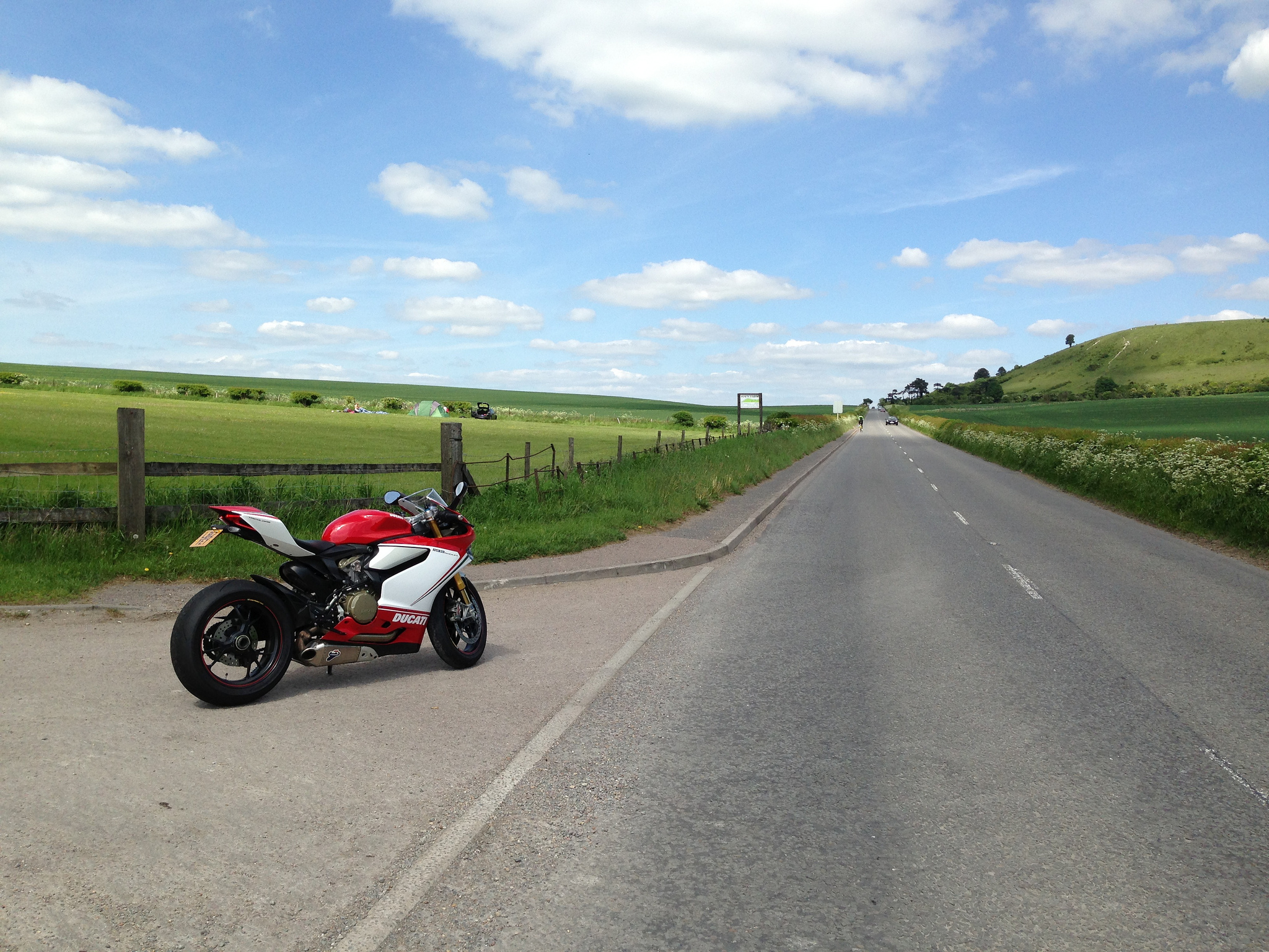 Panigale has its swansong.