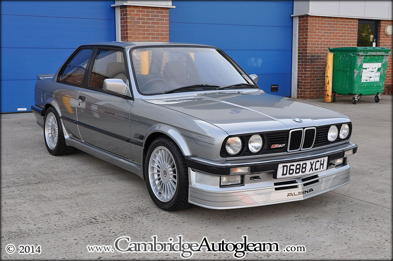 1987 BMW E30 Alpina C2 2.7 for sale