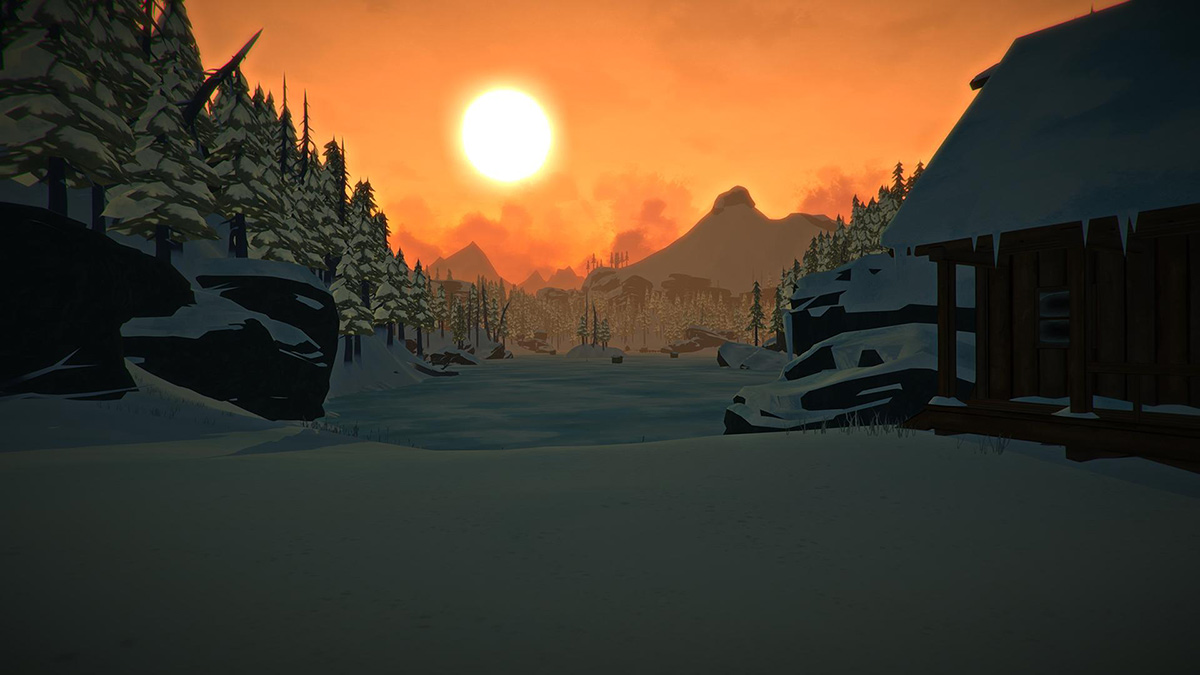 The Long Dark (PC) 2014