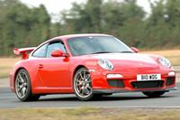 Porsche 997 GT3 Gen 2